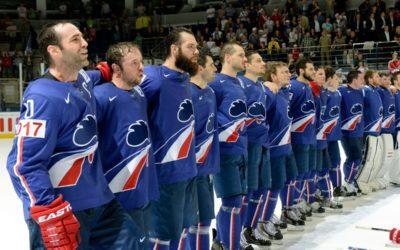 Команды французского хоккея