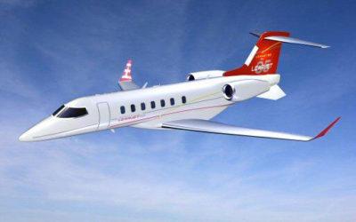 Заказать Learjet 85 на хоккейный матч