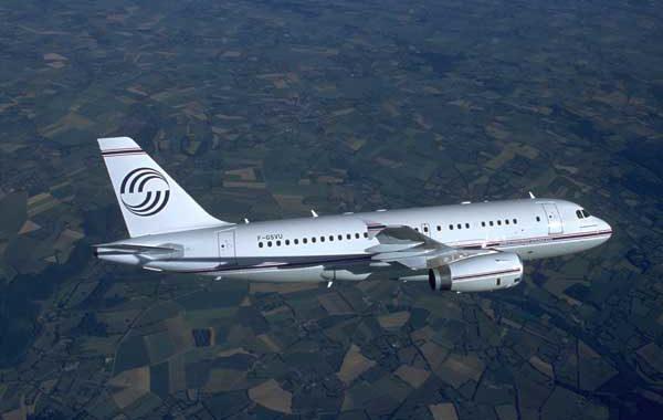 Заказать Airbus Corporate Jetliner (ACJ) на хоккейный матч