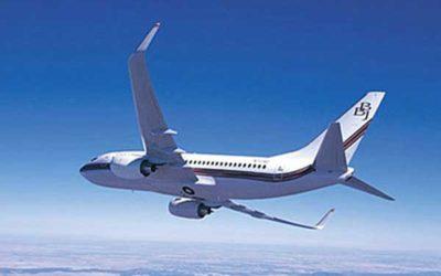 Заказать Boeing Business Jet (BBJ) на хоккейный матч