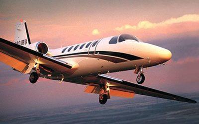 Заказать Cessna Citation Bravo на хоккейный матч