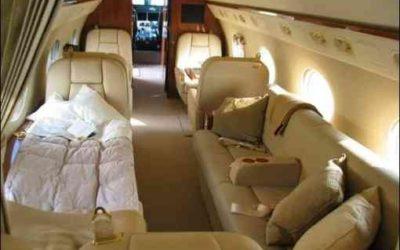 Заказать Gulfstream G550 на хоккейный матч