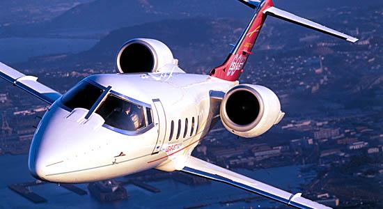 Заказать Learjet 60 XR на хоккейный матч