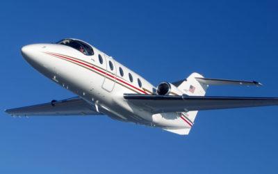 Заказать Hawker 400XP на хоккейный матч