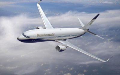 Заказать Boeing Business Jet 3 (BBJ 3) на хоккейный матч