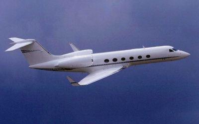 Заказать Gulfstream G350 на хоккейный матч