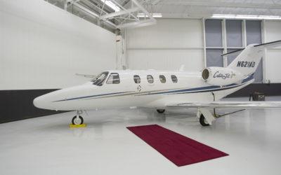Заказать Cessna CJ1 на хоккейный матч