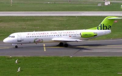 Заказать Fokker 100 на хоккейный матч