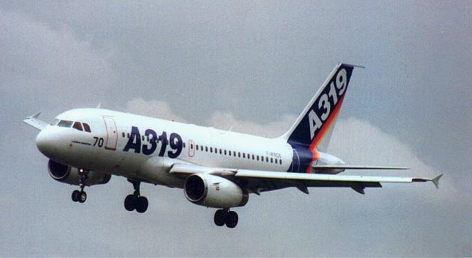 Заказать Airbus A319 на хоккейный матч