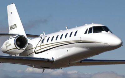 Заказать Cessna Citation Sovereign на хоккейный матч